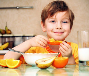 Chew on Better Health Choices For Your Child
